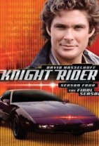 Knight Rider Hasselhoff and KITT
