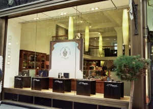 A classic stationary shop re-modelled to fit 21st century