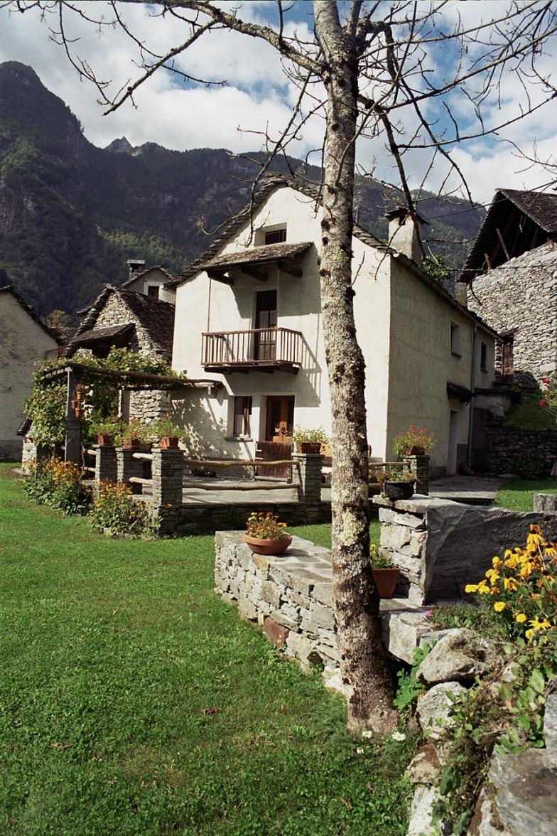 Riveo nel Valle Maggia, Ticino