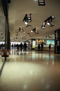Creative Lighting: Arcade on Champs Elysees