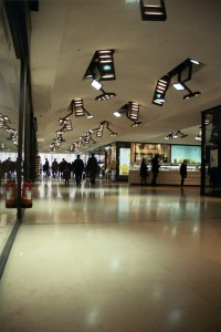 Creative Lighting: Arcade on Champs Elysees