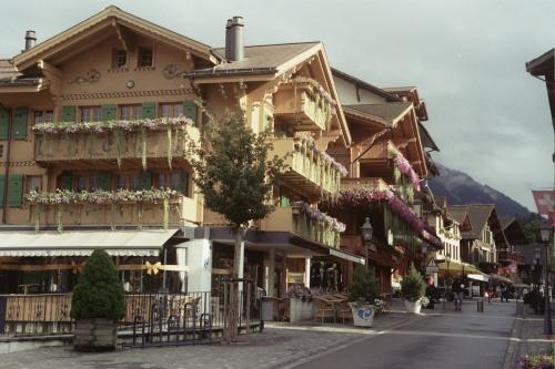 Main Street, Gstaad
