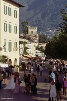 Ascona: Promenade on Lago Maggiore