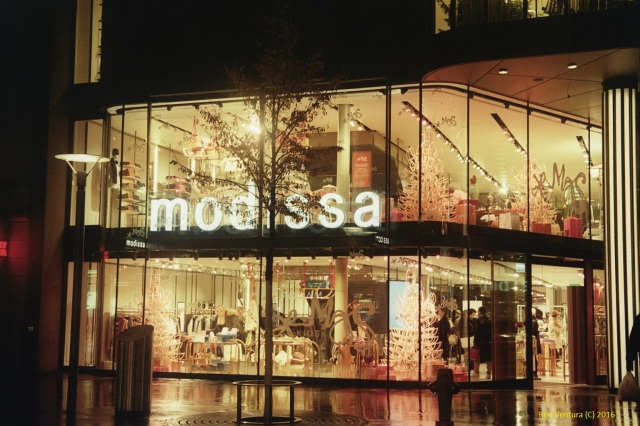 Modissa Fashion Store set for Christmas