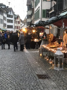 Christmas Market in Rapperswil-Jona