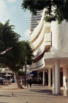 Bauhaus Style Cinema Hotel, Tel-Aviv