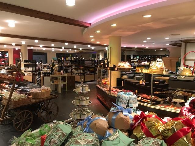 Delicatessen in Gstaad